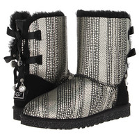 UGG Bailey Bow Bling Black - Zappos.com Free Shipping BOTH Ways