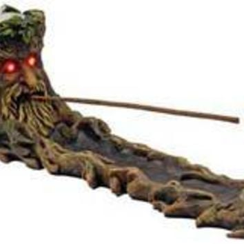Greenman ash catcher with LED Eyes