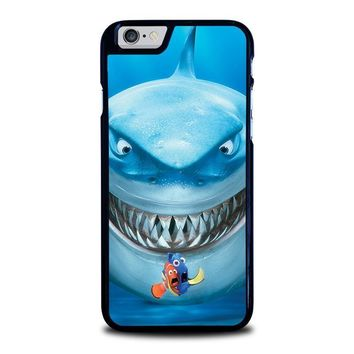 finding nemo fish disney iphone 6 6s case cover  number 1