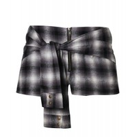 NORTH ISLAND SHIRT Tie Shorts