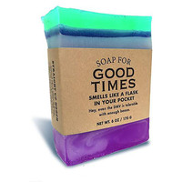 Soap for Goodtimes