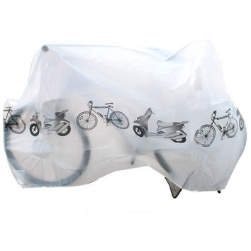 Free shipping Cycling Other accessories Waterproof Outdoor Scooter Bike Motorcycle Rain Dust Cover Protector H1E1