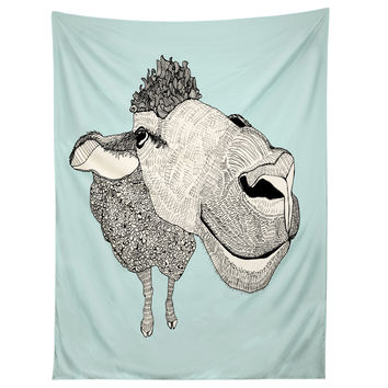 Casey Rogers Sheep Tapestry