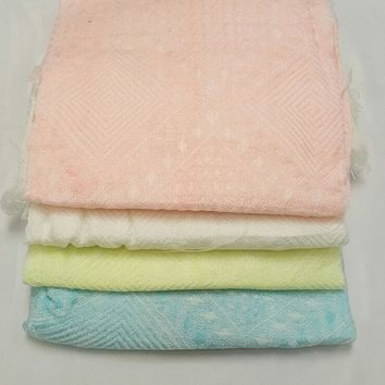 "Knit Baby Blankets 40"" x 40"" - CASE OF 72"