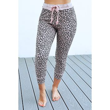 Cool & Comfy Joggers: Blush/Multi