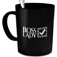 Boss lady - Check bossladycheck