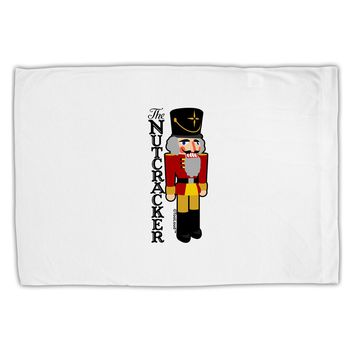 The Nutcracker with Text Standard Size Polyester Pillow Case by TooLoud