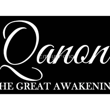 'QANON THE GREAT AWAKENING GIFTS' by EmilysFolio