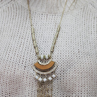 Very Feng Shui Necklace
