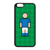 Schalke Black Silicon Case Rubber Case for Apple iPhone 6 by Blunt Football European