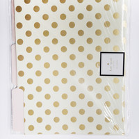 Kate Spade File Folders - Dots
