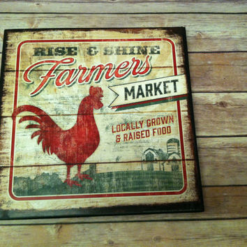 Shop Wooden Kitchen Sign On Wanelo