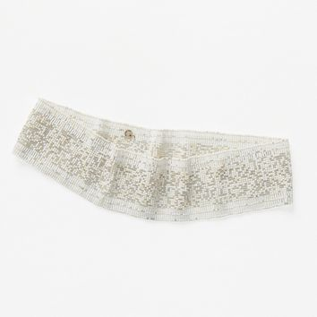 Free People Shimmer Belt