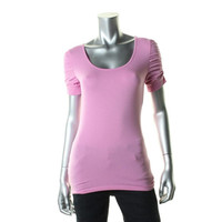 INC Womens Knit Stretch Pullover Top