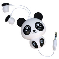 New Products - AFG - Retractable Panda Earbud Headphones | AsianFoodGrocer.com, Shirataki Noodles, Miso Soup