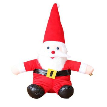 MUQGEW 2017 New Arrival Hot Sale Santa Claus Toy Doll Christmas/ Decoration Holiday/Party Ornament 25cm 30cm Christmas Gift