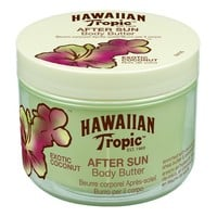 Hawaiian Tropic Aftersun Body Butter Exotic Coconut by Energizer Group Ltd