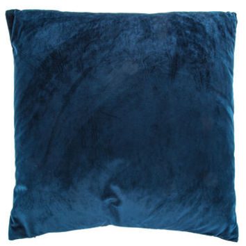 Navy Blue Velvet Pillow | Hobby Lobby | 1481183