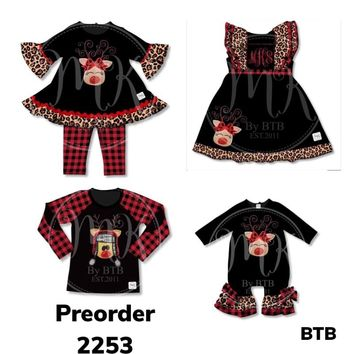 Preorder 2253 MK Reindeer Collection!! Closes 7/18