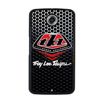 troy lee design nexus 6 case cover  number 1