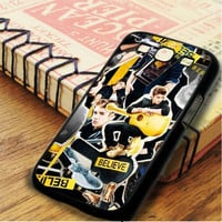 Justin Bieber Collage Samsung Galaxy S3 Case