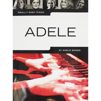 Really Easy Piano Adele | Cheap Music Books at The Works
