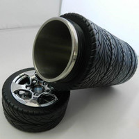 Originality Gift Stainless Tire Vacuum Cup