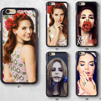 Lana Del Rey Protective Phone Case For iPhone case & Samsung case, H48