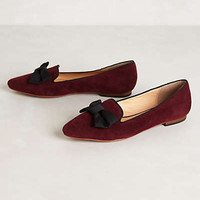 Anthropologie - Bowtie Loafers
