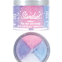 Pastel Body Glitter  - 2 Oz 4 Colors