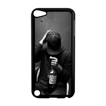 Bryson Tiller With Bear iPod Touch 5 Case