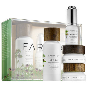 Perennial Picks Skincare Discovery Kit - Farmacy | Sephora