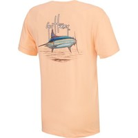 Guy Harvey Men's Chief Neon Heather T-shirt | Academy