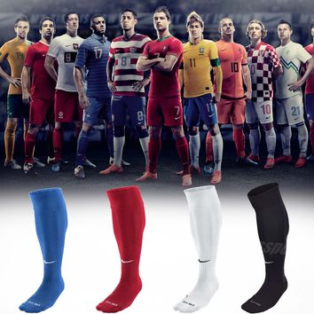 Nike Classic Football Dri-Fit Neymar Jr Ronald Cushioned Mens Soccer Knee Socks