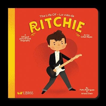 LIL LIBROS The Life of / La vida de Ritchie