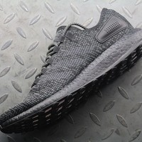 hcxx Adidas Pure Boost DPR S81008 Women Men FashionSports Shoes Sneakers Black