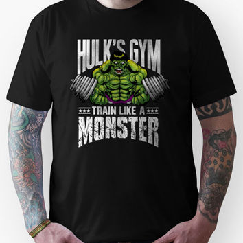 Hulk's Gym Unisex T-Shirt