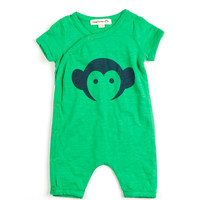 Appaman Baby Hocky Romper in Clover - FINAL SALE