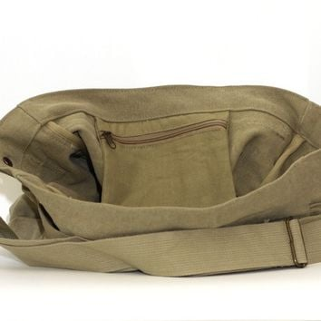 Messenger Bag Other People (Men & Women) Crossbody Large Canvas Bag, Laptop Messenger Bag, Men's Messenger Bag