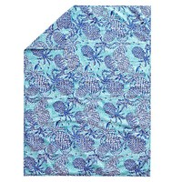 Lilly Pulitzer Muslin Baby Blanket