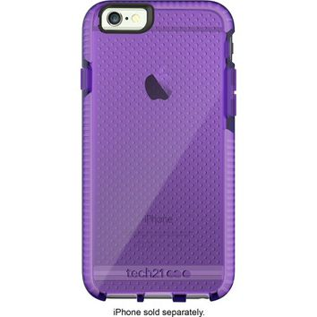 Tech21 - EVO Case for Apple® iPhone® 6 and 6s - Purple/White