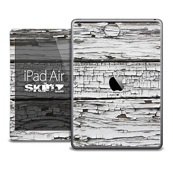 The White Wood V3 Skin for the iPad Air