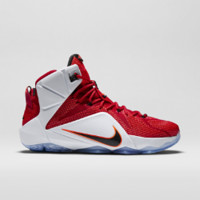 Nike LeBron 12 Men's Basketball Shoe
