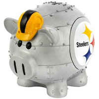Pittsburgh Steelers NFL Team Thematic Piggy Bank (Large)