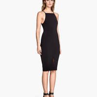 Fitted Dress - from H&M