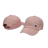 Perfect Champion Women Men Embroidery Sunhat Hip Hop Baseball Cap Hat