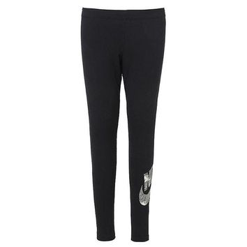 DCCKBA7 Nike Pro Exercise Fitness Gym Running Training Leggings
