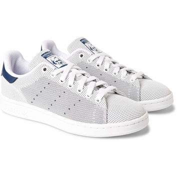 adidas Originals - Stan Smith Mesh Sneakers | MR PORTER