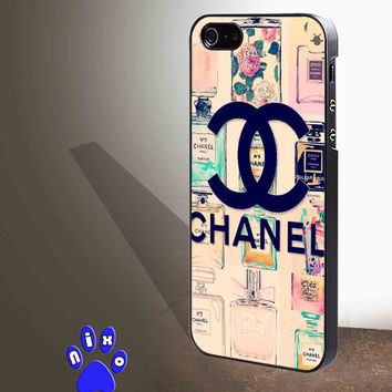 Cute Chanel Vintage Perfume for iphone 4/4s/5/5s/5c/6/6+, Samsung S3/S4/S5/S6, iPad 2/3/4/Air/Mini, iPod 4/5, Samsung Note 3/4 Case *NP*