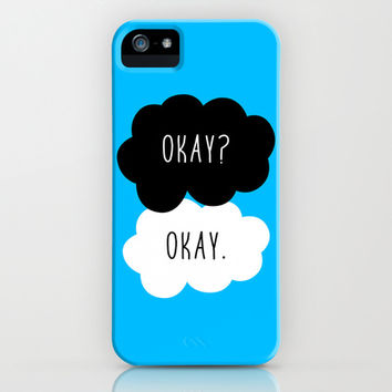 Okay? Okay. The Fault in Our Stars iPhone & iPod Case